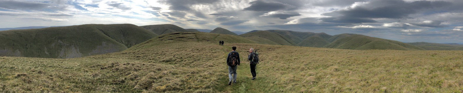 Yorkshire Dales - Howgill Fells and the three peaks feature image