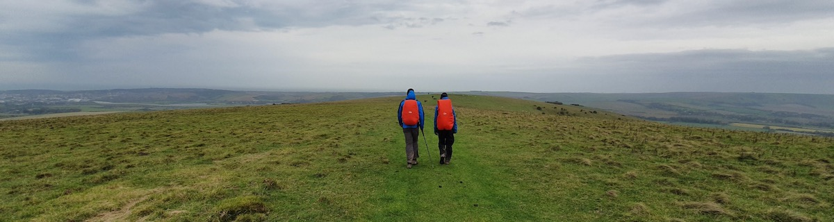 South Downs Way - Eastbourne to Hassocks feature image
